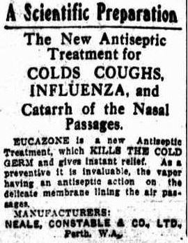 Daily News (Perth, WA : 1882 to 1950), Tuesday 25 May 1915, page 9