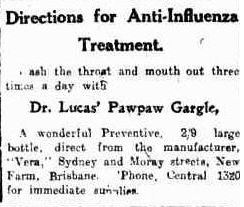 Daily Mail (Brisbane, Qld. : 1903 to 1926), Saturday 12 April 1919, page 9